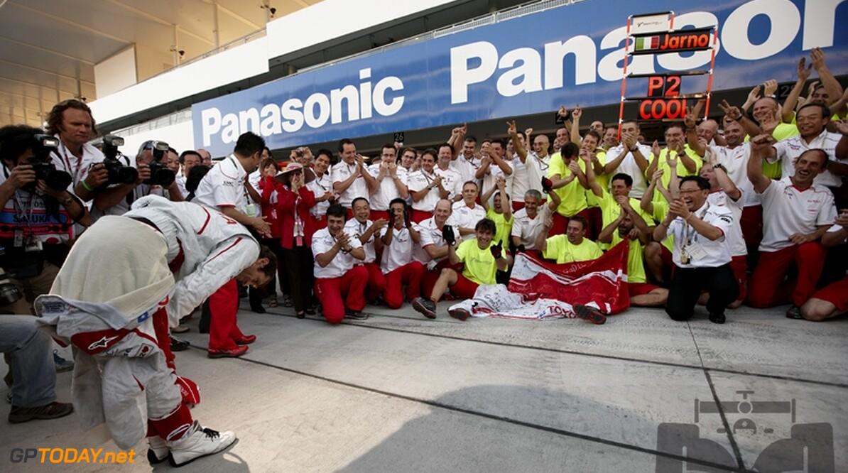 Stefan GP hengelt naar Formule 1-personeel van Toyota