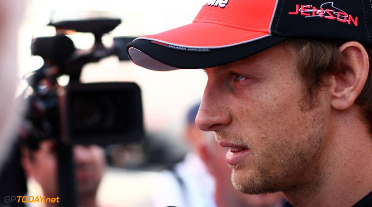 Button heeft geen behoefte aan langdurig contract bij McLaren