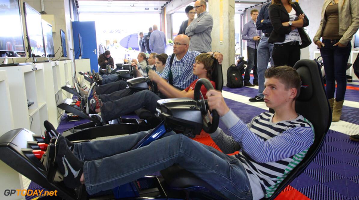 'Binnen 10 jaar kan Esporter de Formule 1 bereiken'