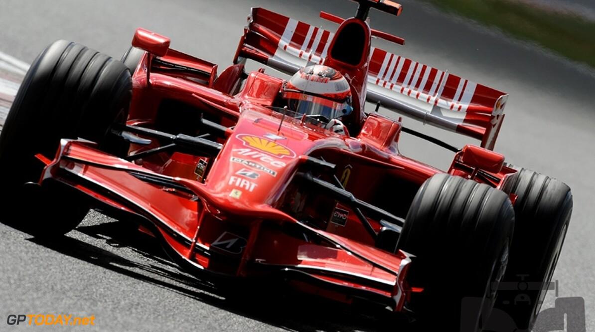 Ecclestone teleurgesteld in Kimi Raikkonen