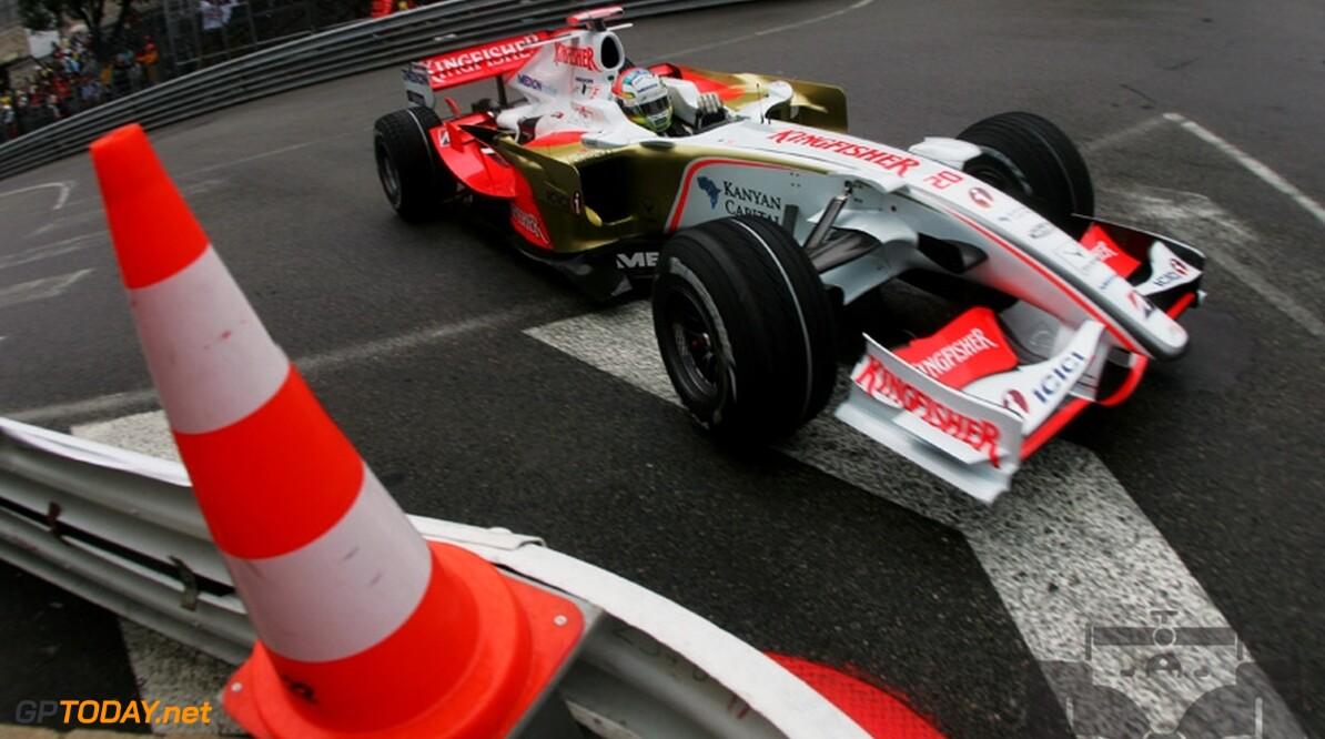 """Sutil: """"Force India maakt de stap naar de middenmoot"""""""