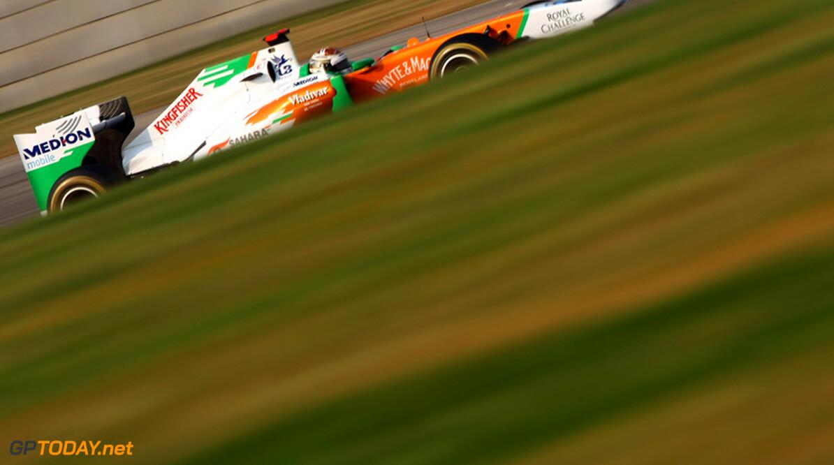 Force India geeft rijders voor Abu Dhabi duidelijkheid over 2012