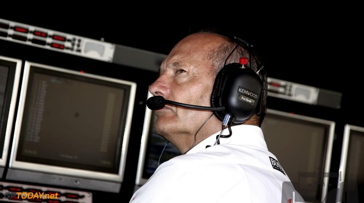 Dennis volgend jaar wellicht geen teambaas van McLaren meer
