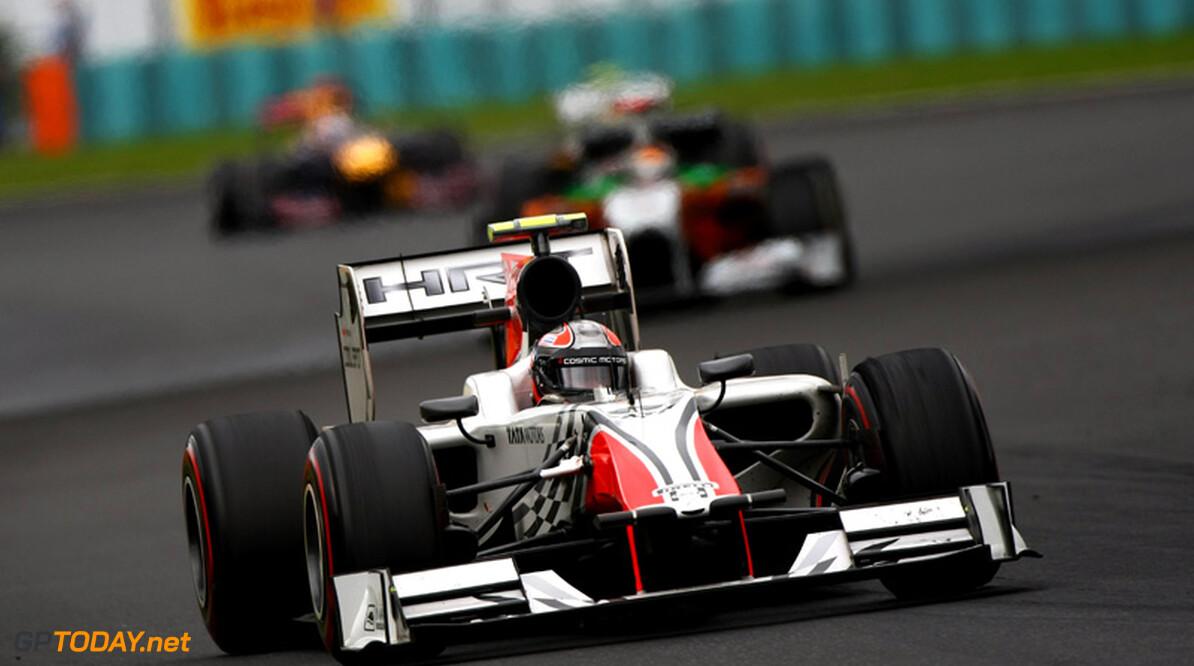 Liuzzi vindt Alonso de meest complete coureur in de Formule 1