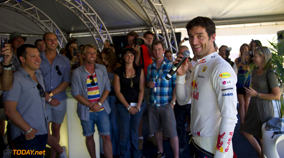 Mark Webber best verdienende Australische sporter