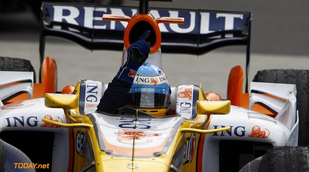 Alonso naar back-to-back overwinning op Fuji Speedway