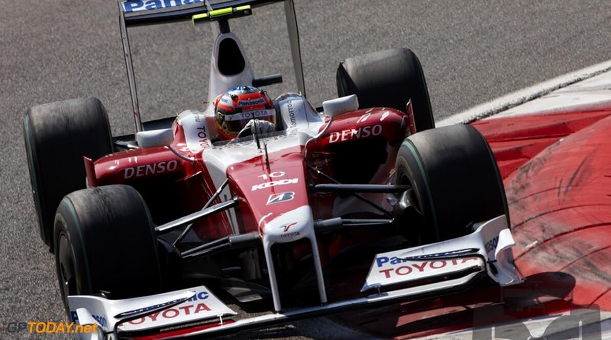 "Manager Glock: ""Timo rijdt in 2010 in de Formule 1"""