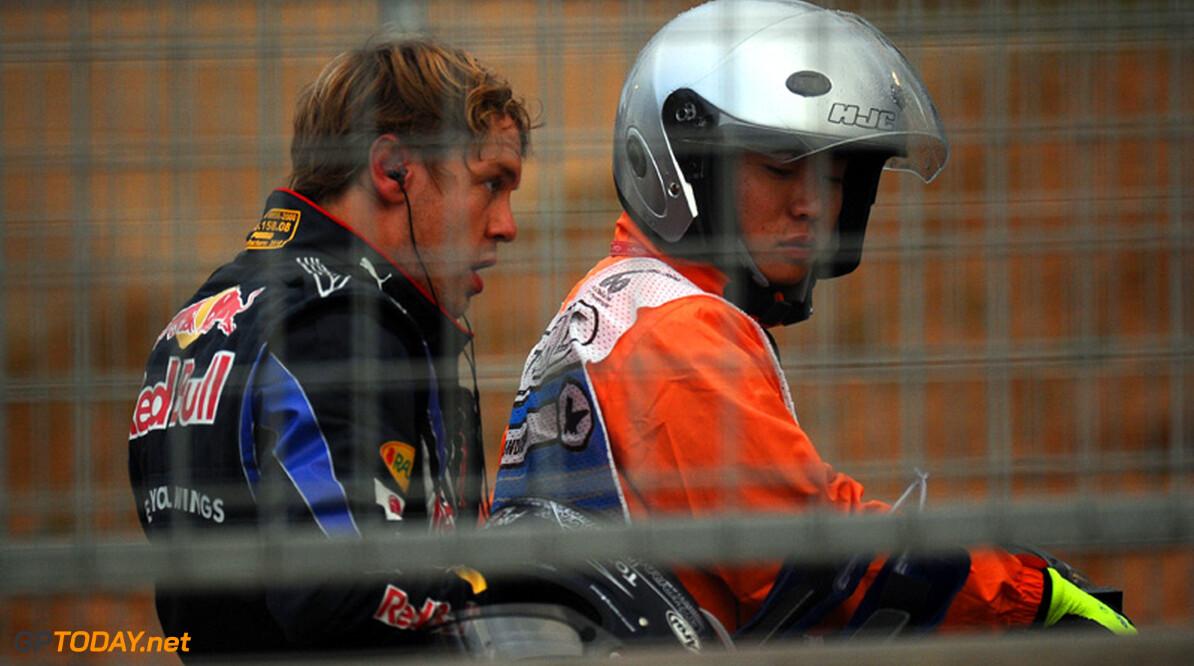 """Red Bull Racing: """"Motorsituatie van Vettel is niet ideaal"""""""