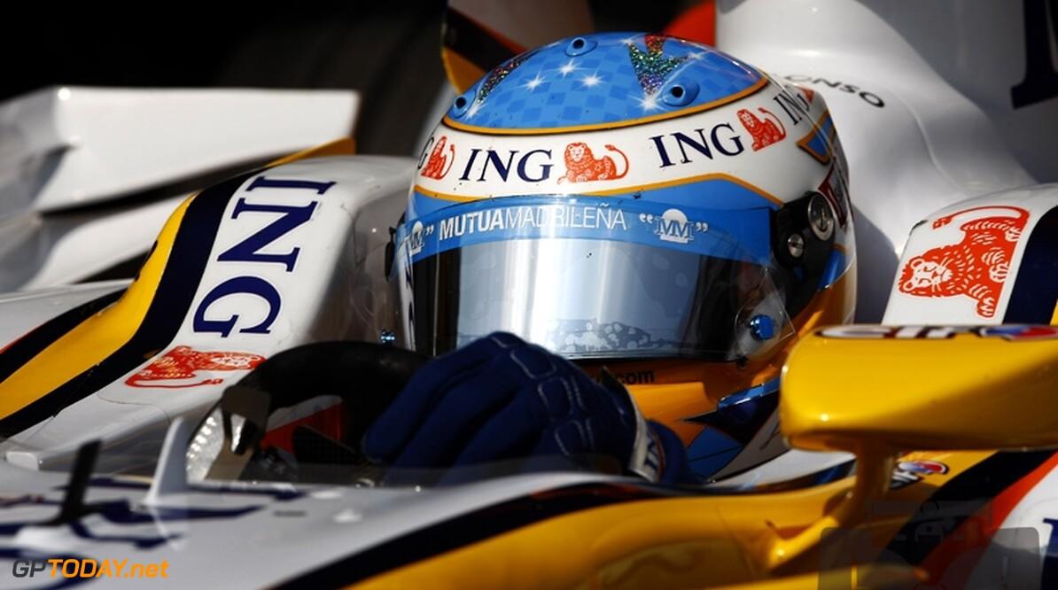 Vierde plaats smaakt Alonso net zo goed als zege
