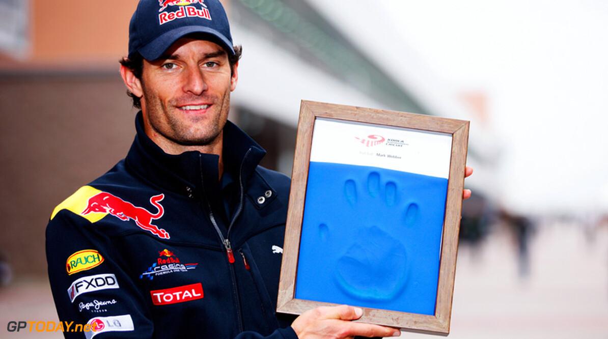 """Webber over sterrenstatus Vettel: """"Interesseert me niks"""""""