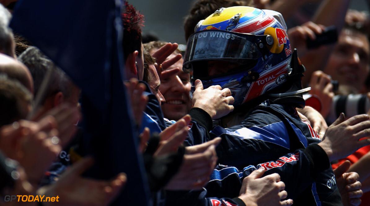 """Mark Webber: """"Ik heb nog wel wat jaren Formule 1 in me"""""""