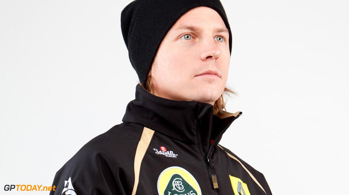 <b>Officieel:</b> Kimi Raikkonen racet in 2012 voor Lotus Renault GP