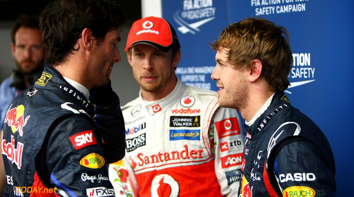 """Jenson Button: """"Derde was het hoogst haalbare vandaag"""""""