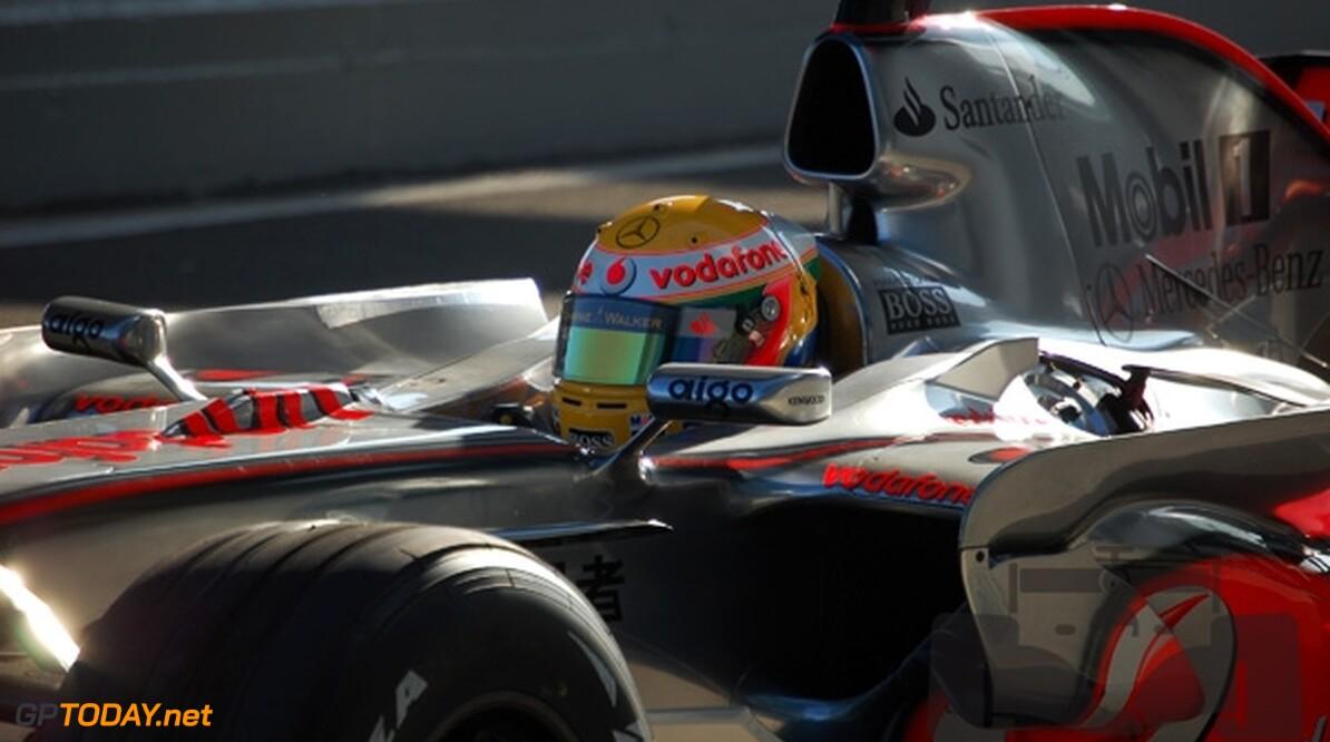 Hamilton hoopt op spannend kampioenschap in 2008