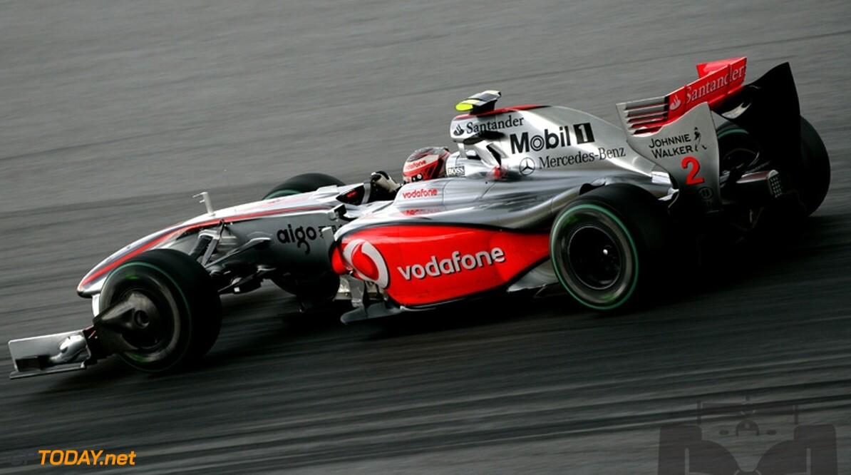 Schorsing behoort tot de mogelijkheden voor McLaren
