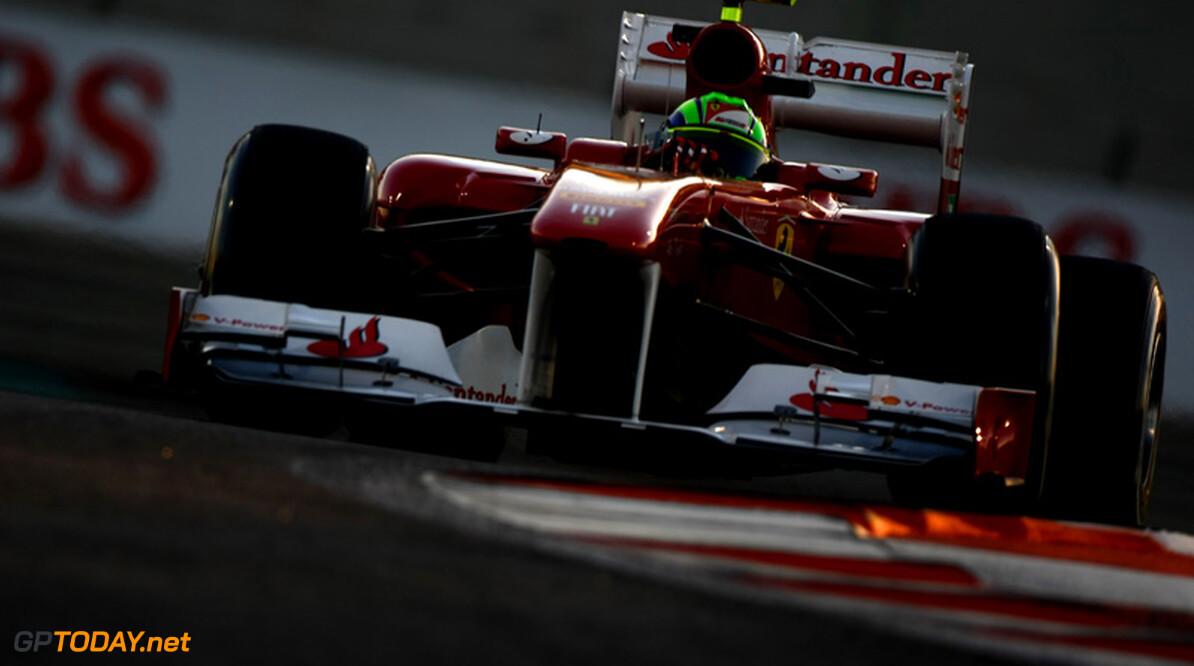 Ferrari kan alleen gissen naar oorzaak flapperende vleugel Massa