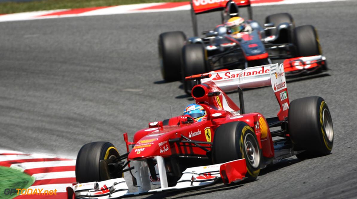 """Alonso: """"Combinatie met Hamilton had elders wel gewerkt"""""""