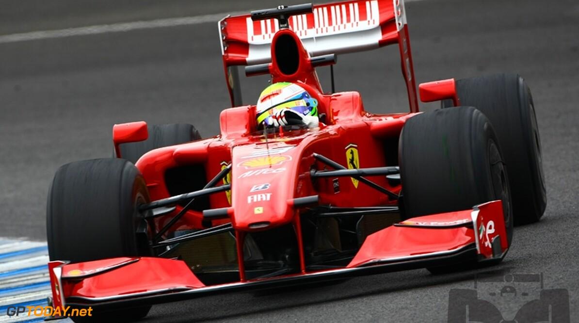 Felipe Massa blij met steun van collega-coureurs