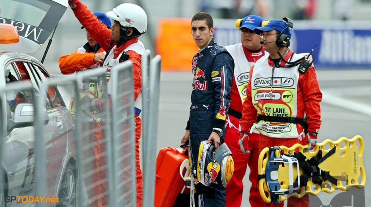 Buemi test volgende week drie dagen voor Scuderia Toro Rosso