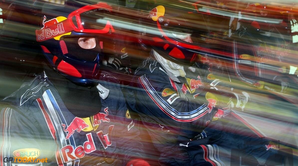 Rallykampioen Loeb test in Barcelona voor Red Bull Racing