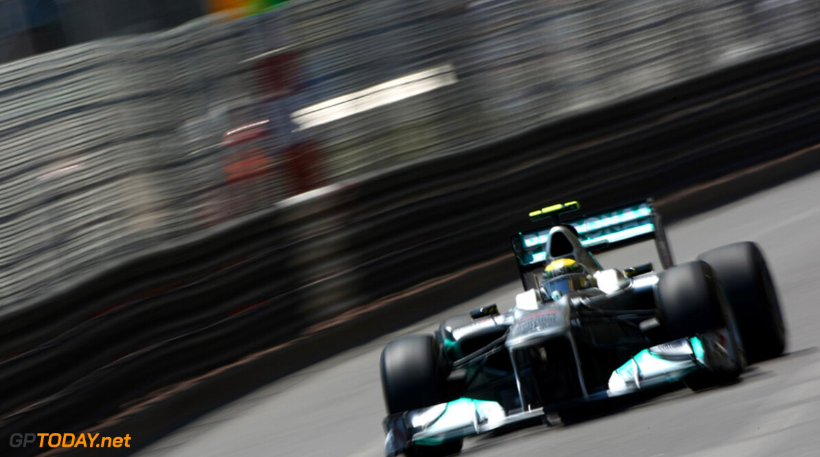 "Nico Rosberg: ""Snelle bochten op Spa liggen Mercedes GP wel"""