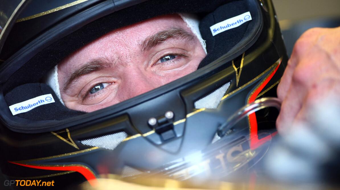 Heidfeld richt zijn vizier op de vijfde plek van Alonso