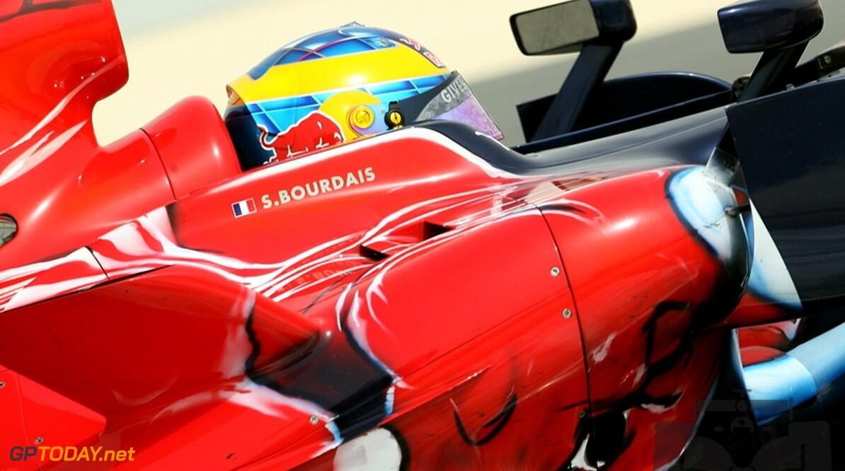 Scuderia Toro Rosso bevestigt Bourdais voor 2009