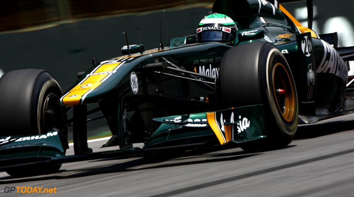 Caterham F1 Team slaagt voor alle FIA-crashtests met CT-01