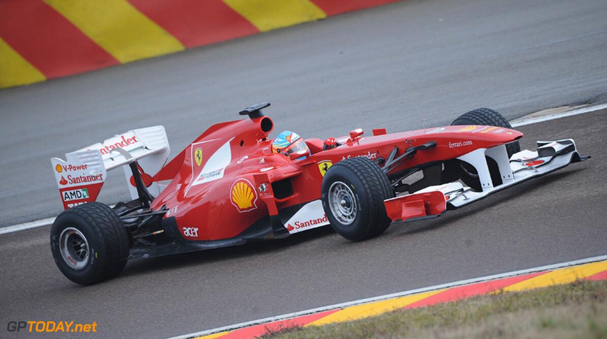 Ferrari moet shakedown mogelijk uitstellen vanwege sneeuwval