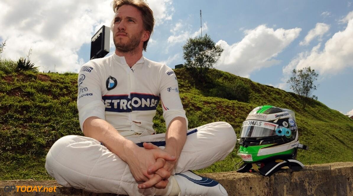 """Heidfeld: """"Mercedes-stoeltje is de droom van elke coureur"""""""