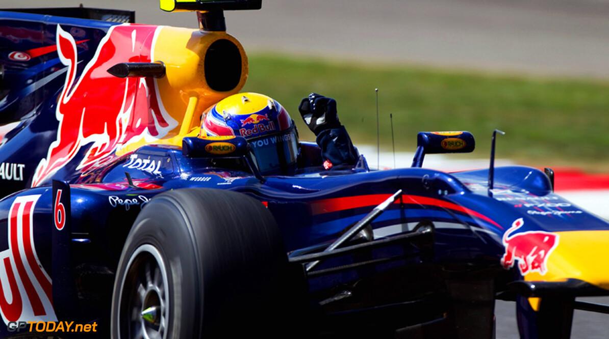 """Giancarlo Minardi: """"Webber verdient het om kampioen te worden"""""""