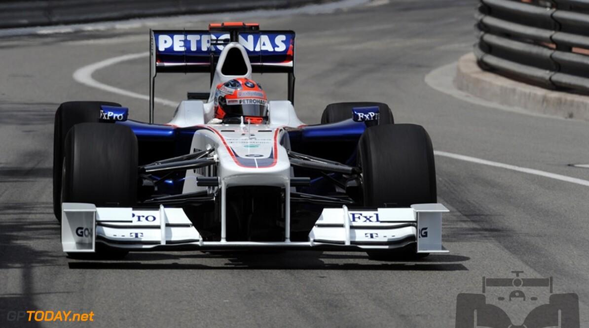 Toyota vist waarschijnlijk achter het net bij Kubica