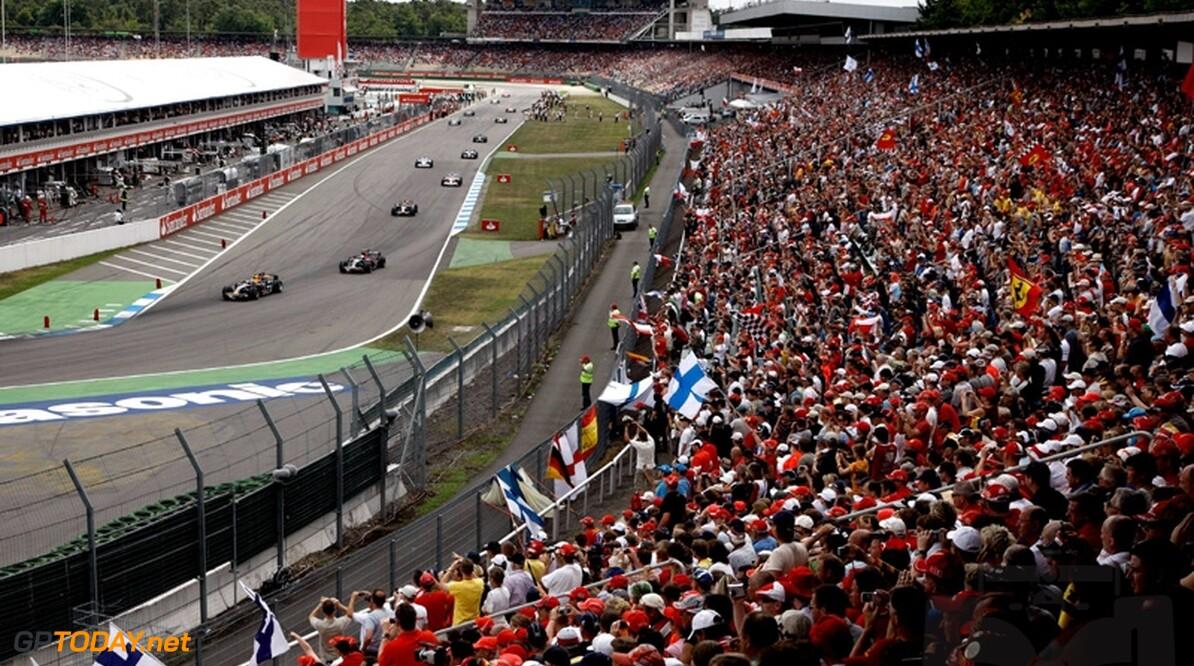Hockenheim kan kosten voor Grand Prix niet meer ophoesten