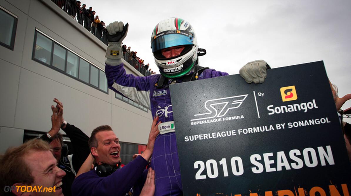 Superleague Formula-kampioen hoopt op belletje uit Formule 1