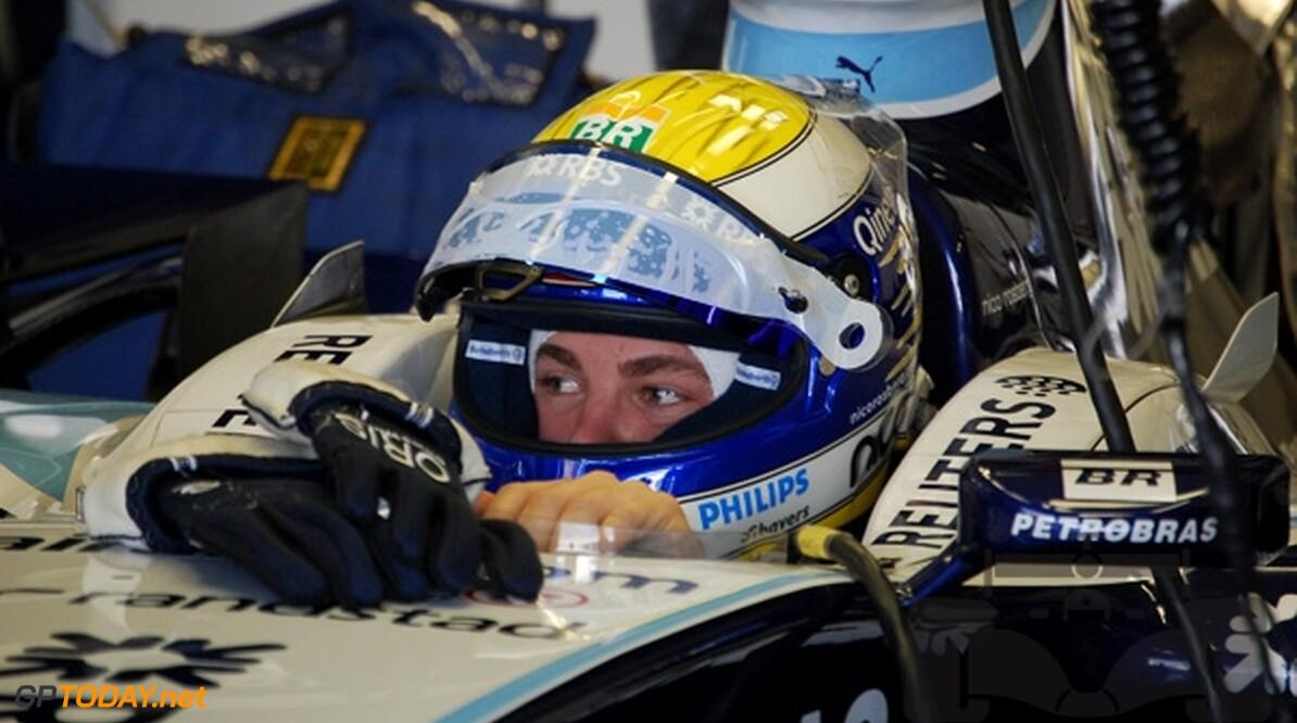 Rosberg optimistisch over toekomst bij Williams