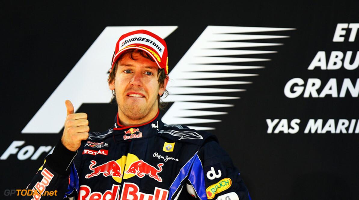 Sebastian Vettel wereldkampioen na thriller in Abu Dhabi!