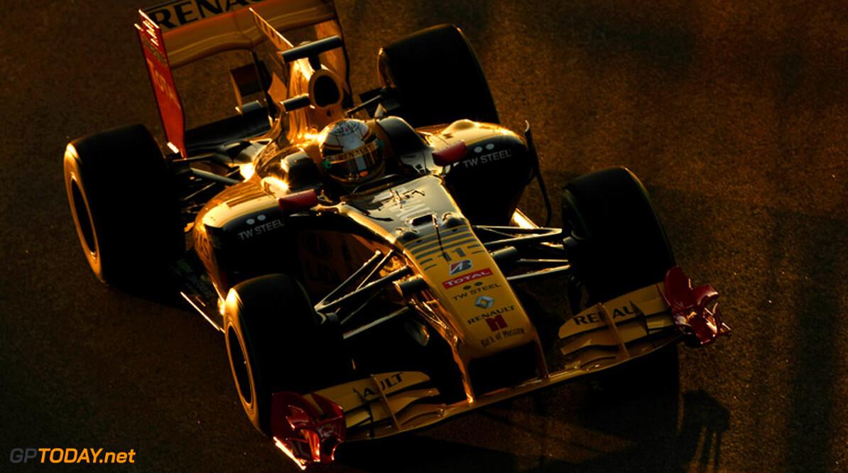 Renault vol lof over feedback van Jerome D'Ambrosio