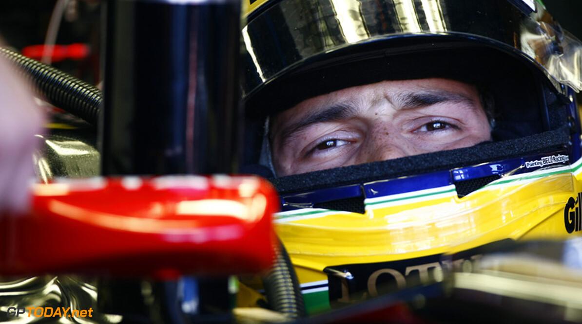 Bruno Senna accepteert desnoods rol als reserverijder