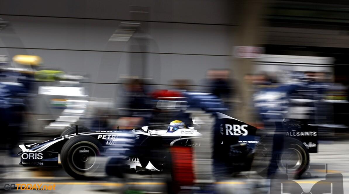 Allianz verlengt sponsorcontract met Williams