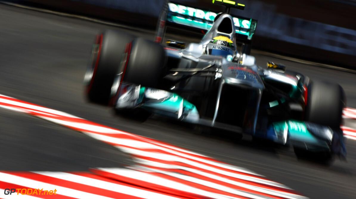 "Brawn: ""Mercedes GP technisch te zwak om te concurreren"""