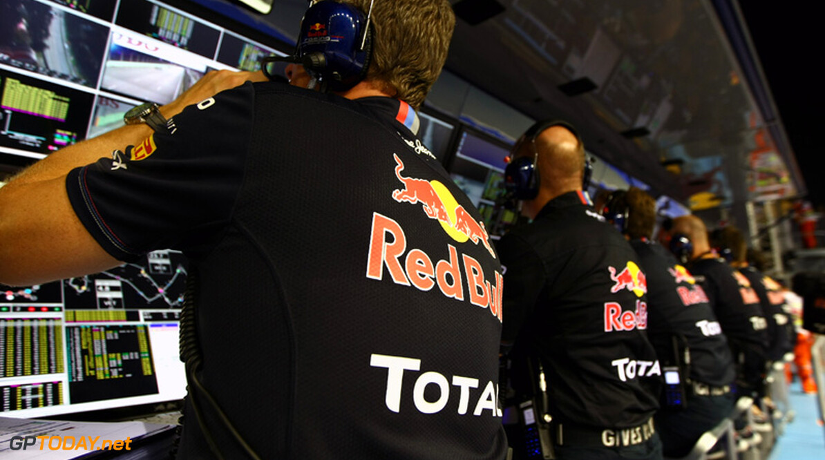 Red Bull Technology spendeerde 245 miljoen euro in 2011