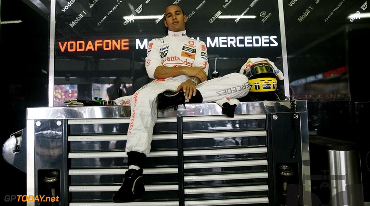 Hamilton denkt nog niet aan de titel in China