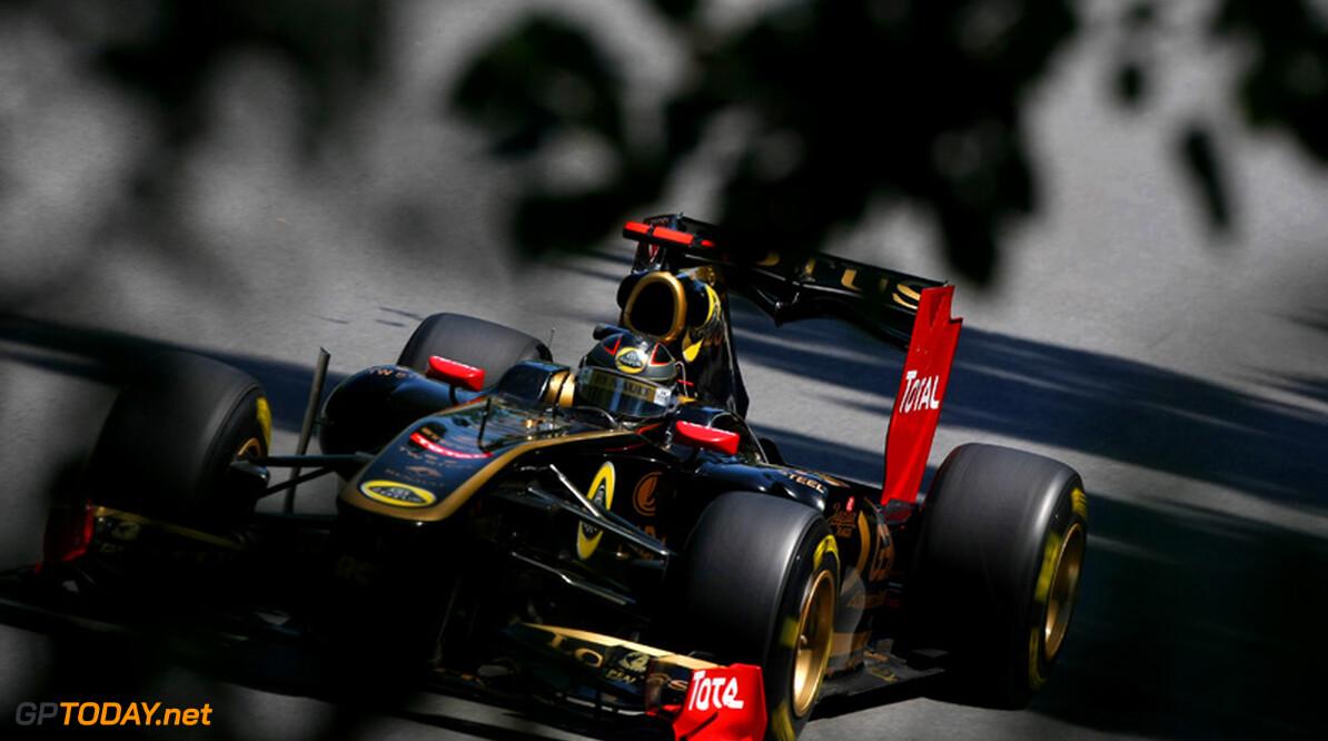 Heidfeld wil komende jaren bij Lotus Renault GP blijven