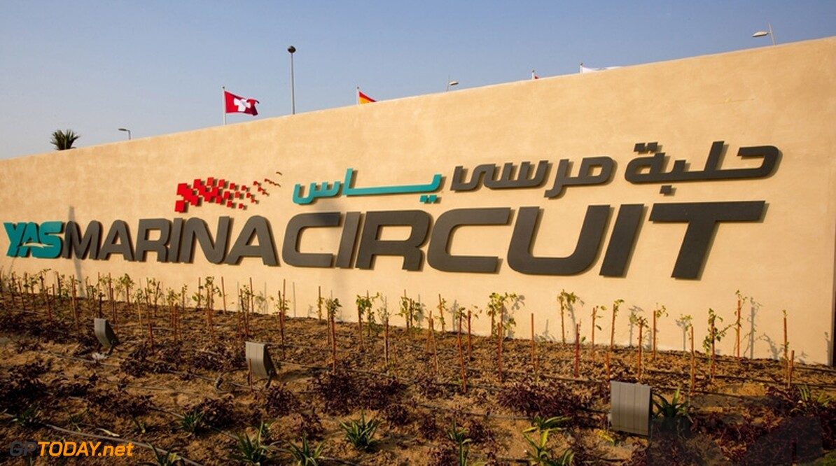 <b>Video:</b> A lap of Yas Marina Circuit onboard with Hamilton