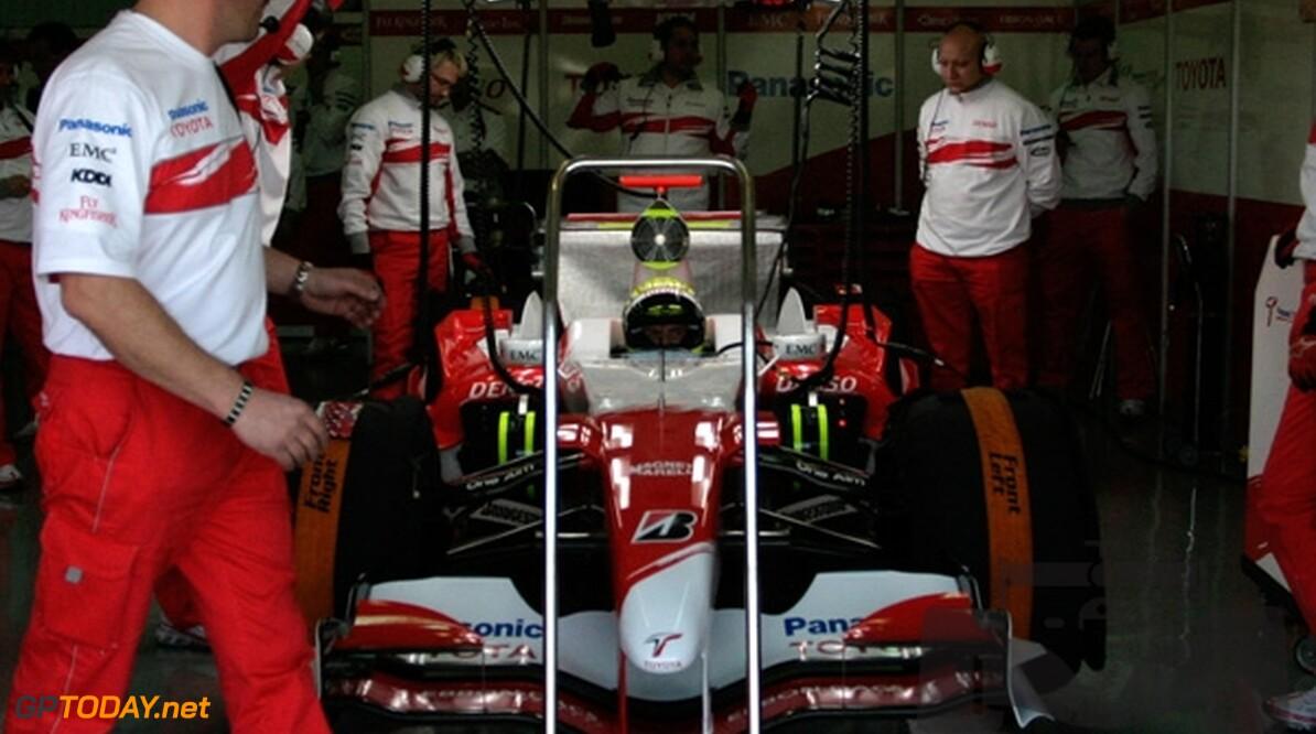 Toyota en Ralf Schumacher nemen afscheid van elkaar