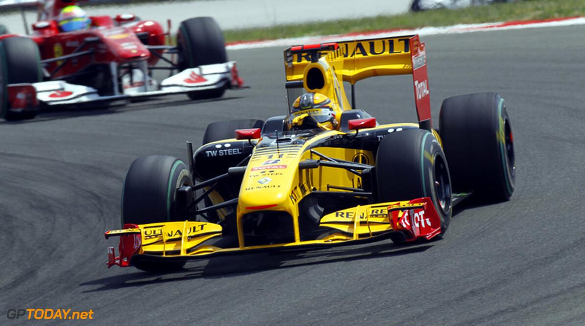 """Manager van Kubica: """"Robert is gelukkig bij Renault"""""""