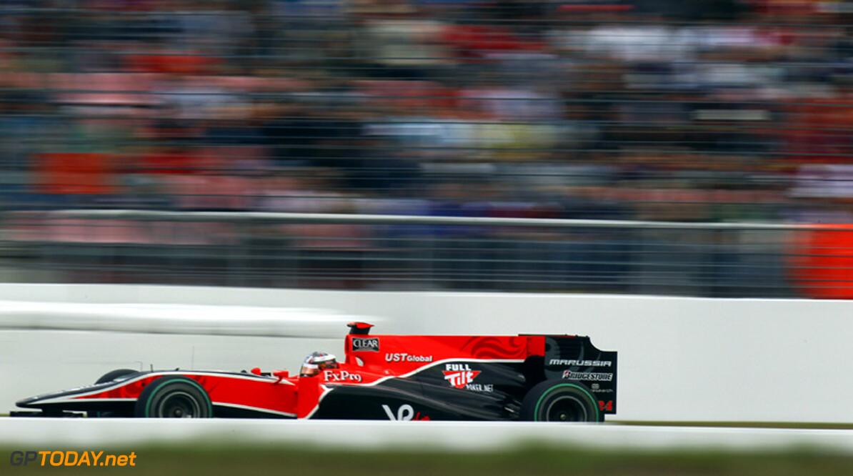Virgin Racing overweegt introductie van een blown diffuser