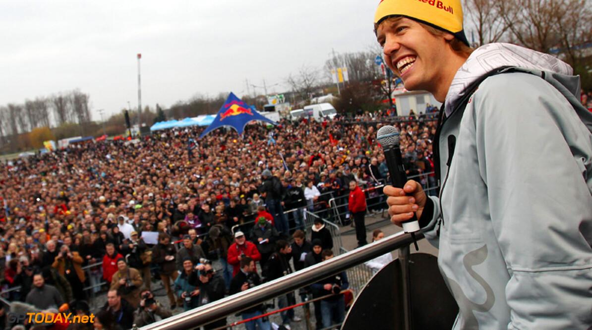 """Vettel over rol als teamspeler: """"Ik ben wie ik ben"""""""