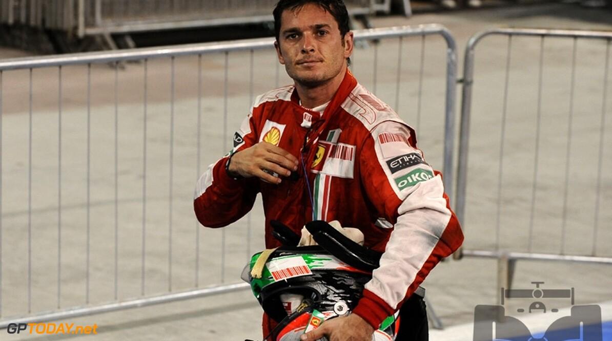 Ferrari-reserve Fisichella voelt weinig voor plek bij nieuwe teams
