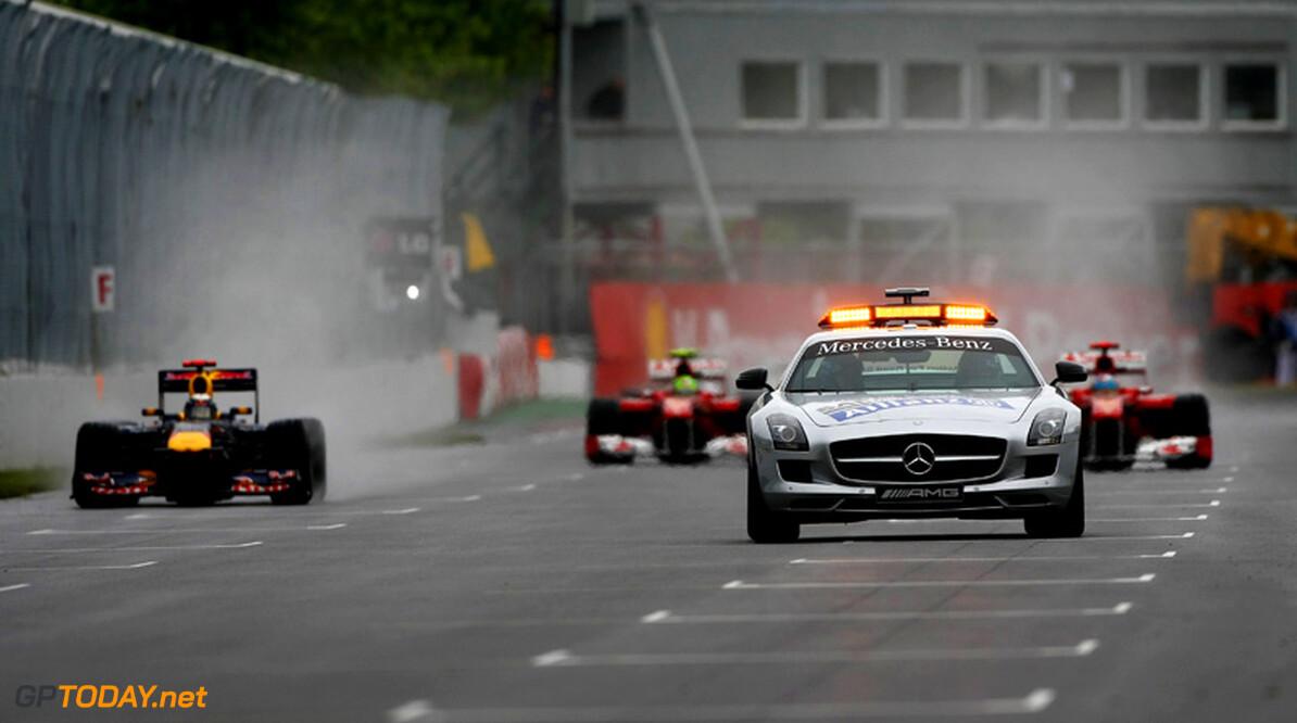 Codemasters bevestigt komst van safety car in F1 2011